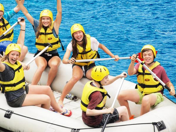 Family Adventure Holidays – More Popular Than Ever
