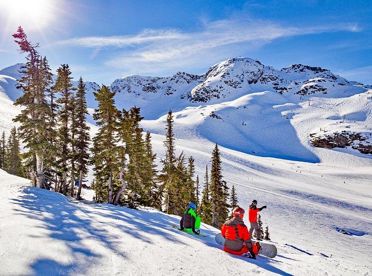 Top 5 World Ski Destinations