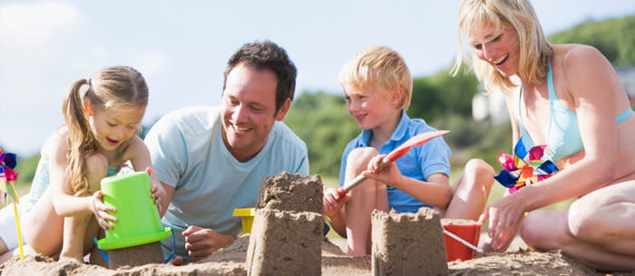 Top 3 Summer Family Vacation Ideas