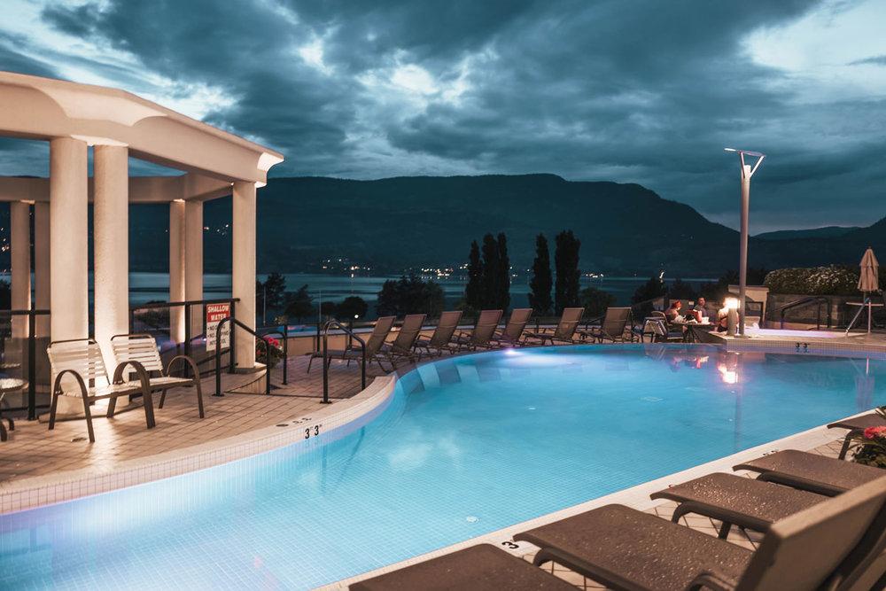 Investigating the Beauty of Kelowna Resorts