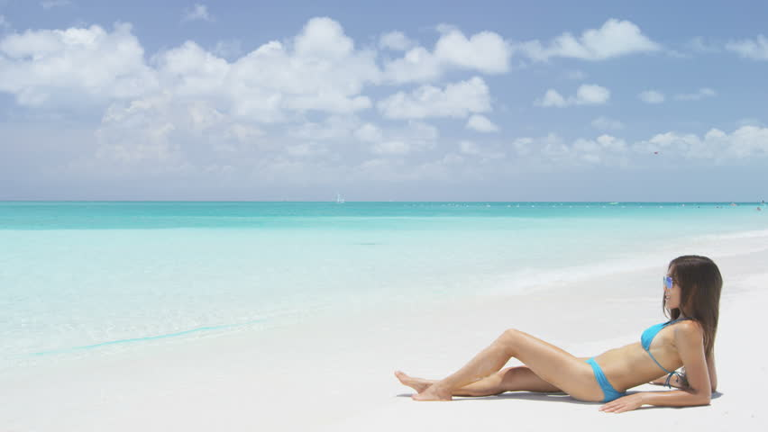 Top Five Sun Bathing Vacation Destinations