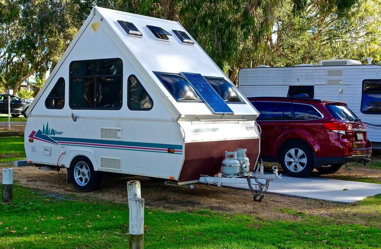 Spend you day at a Magnolia Forest RV Park